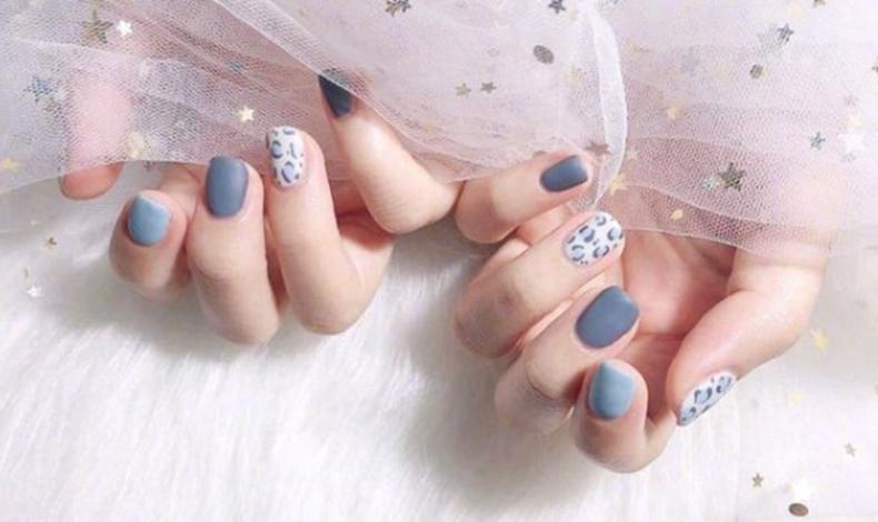 冬天做指甲做什么颜色好看