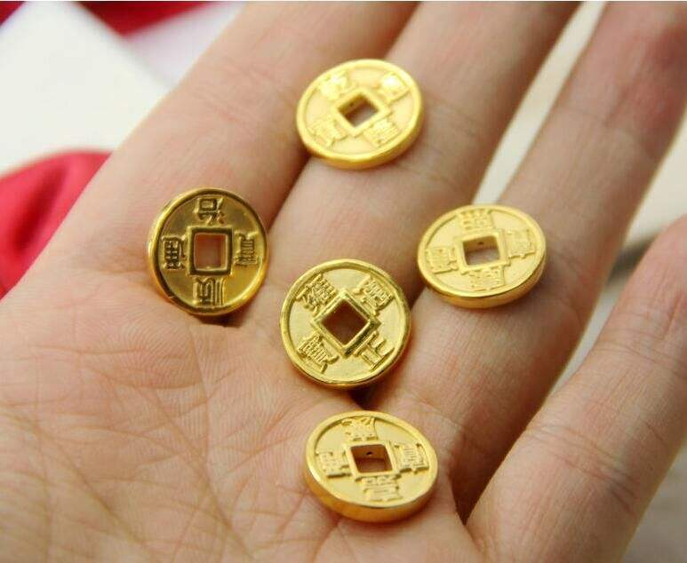 带黄金铜钱有什么好处 金铜钱的神奇功效